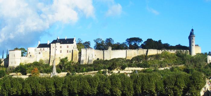 chinon-château