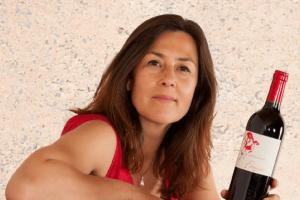 Florence Prud'Homme femme bordeaux supérieur vin